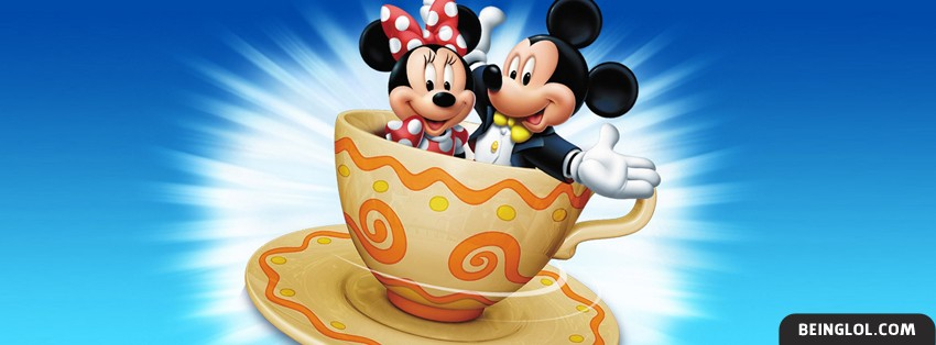 Mickey And Minnie Mouse Cover
