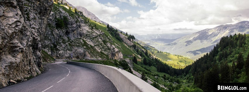 Moutain Road Facebook Cover