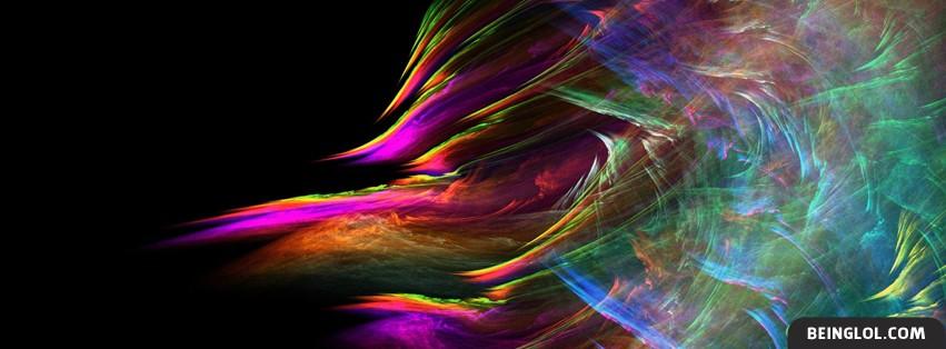 Multicolored Wave Cover