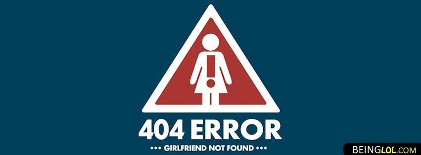 No Girlfriend Found Cover