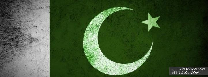 Pakistan Flag Cover