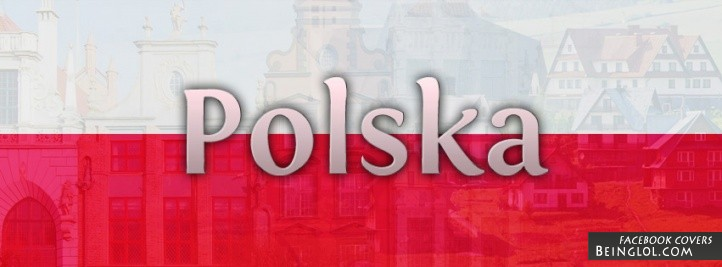 Polska Poland Flag Cover