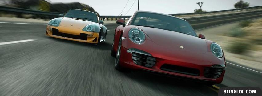 Porsche Run Cover