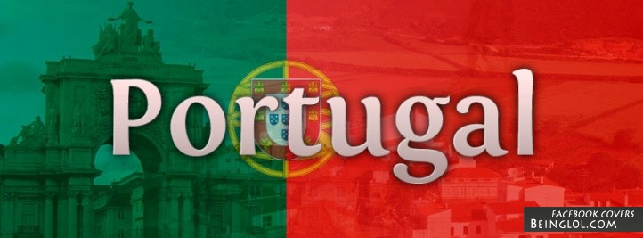Portugal Flag Cover