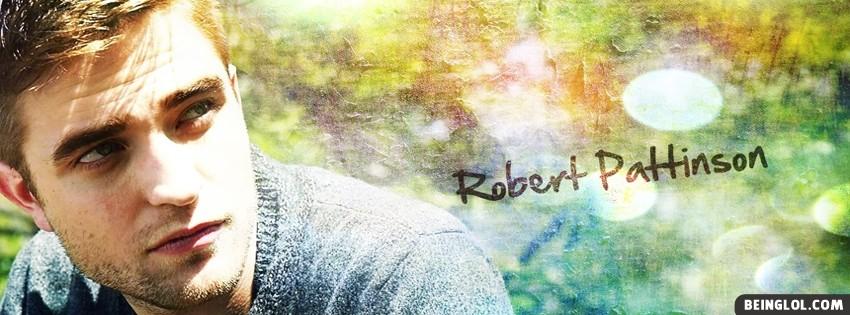 Robert Pattinson Cover