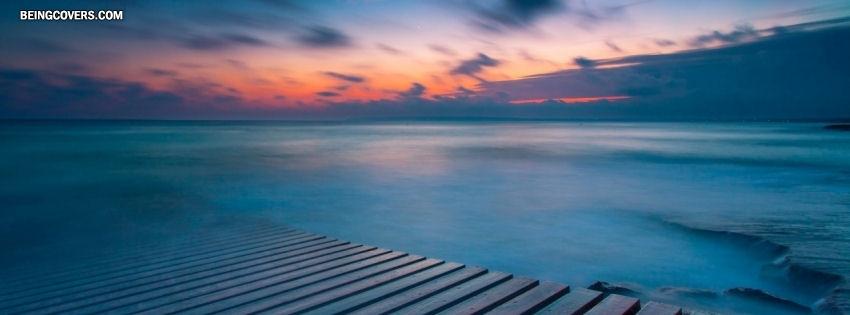 Sea In Evening Cover