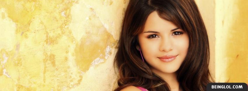 Selena Gomez 2 Facebook Cover