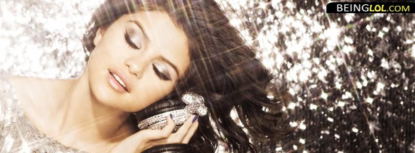 Selena Gomez - FB Cover Facebook Cover