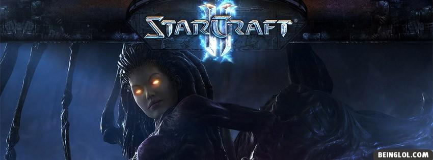 Starcraft 2 Facebook Cover