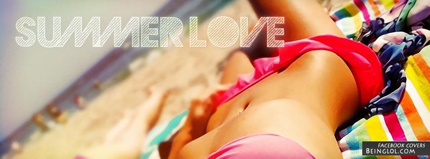 Summer Love Facebook Cover