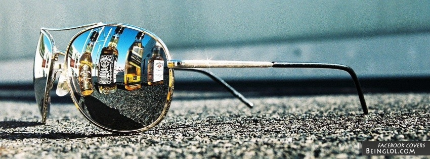 Sunglasses Facebook Cover