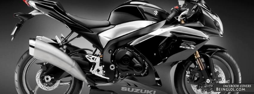 Suzuki GSX R1000 Facebook Cover