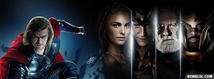 Thor Movie Facebook Cover
