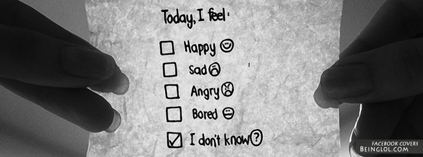 Today I Feel Cover