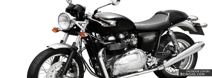 Triumph Thruxton 900 Cover