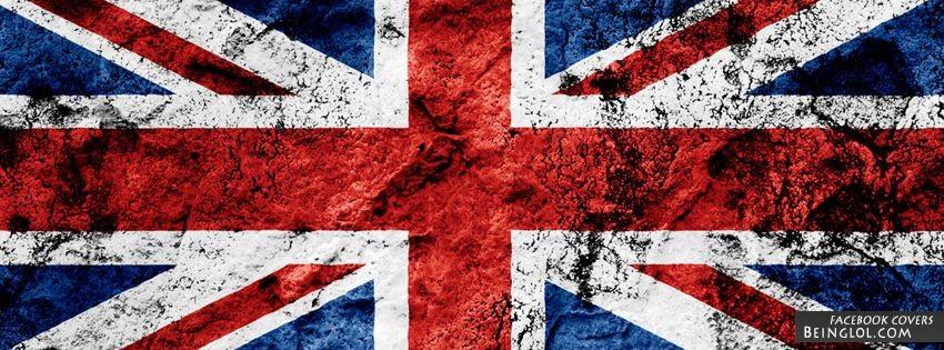 United Kingdom Flag Cover