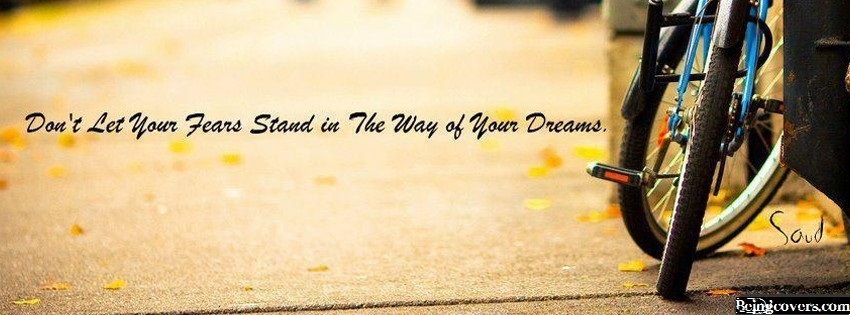 Your Dreams Facebook Cover