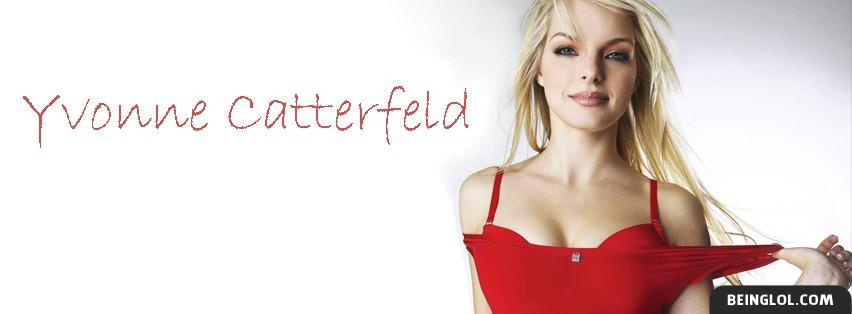 Yvonne Catterfeld Cover