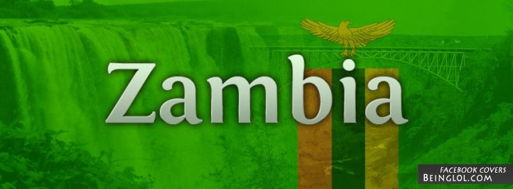 Zambia Flag Cover
