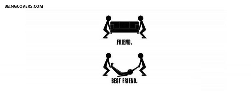 Friends vs best friends Cover