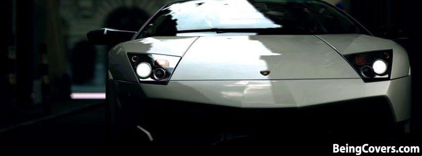 Lamborghini Murcielago Facebook Cover
