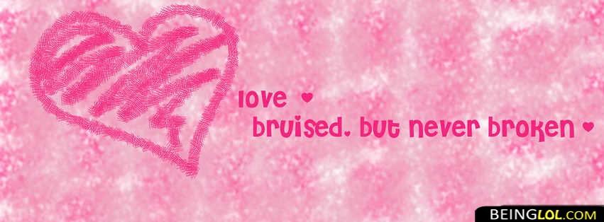 love never broken Cover